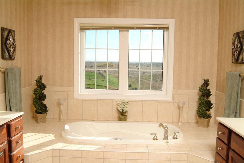 Gerkin Windows Amp Doors 4300 Wood Interior Casement Vinyl