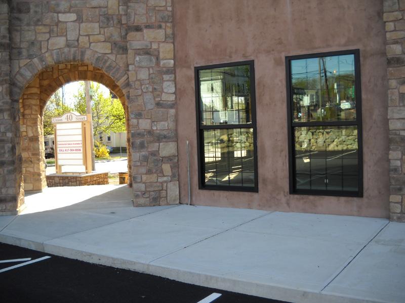 Gerkin Windows Amp Doors 5800 Double Hung Aluminum Window