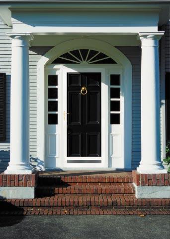 Gerkin Windows Amp Doors Classic Aluminum Storm Doors
