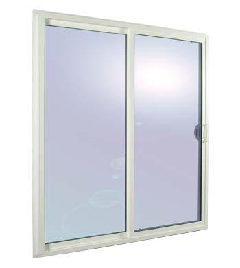 Gerkin Windows Doors 4400 Sliding Glass Vinyl Door