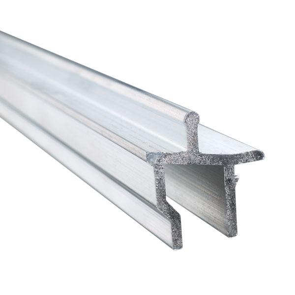 Aluminum Sliding Gl Door Track